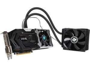 PowerColor DEVIL R9 390X AMD Radeon R9 390X 8GB £286.79 delivered @ IT-Supplier