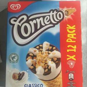 12 Pack Cornetto at Morrisons for £2