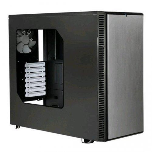 Fractal Design Define R4 Titanium Grey Silent Case with Side Window 140mm Fans - £59.28 @ Scan / eBay