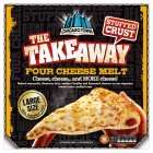 Chicago Town Takeaway Stuffed Crust Four Cheese Melt Pizza 630g £2 @ Morrisons