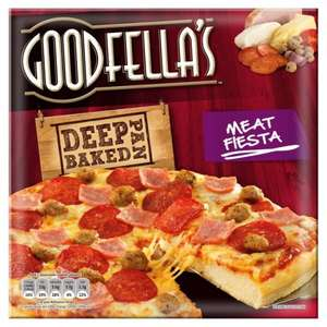 Goodfella's Deep Pan Meat Fiesta Pizza £1 @ Morrisons