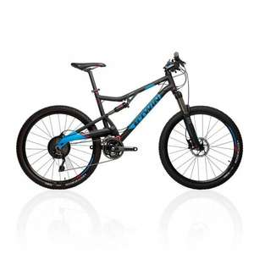 B-Twin rockrider 560s full suspension mountain bike - £499 decathlon. was £700