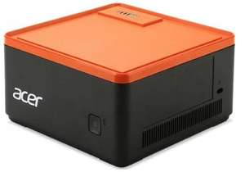 EXDISPLAY Acer Revo M1601 Nettop Intel Celeron N3050 1.6GHz 2GB RAM 32GB SSD WLAN £65.63 @ Ebuyer