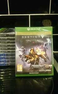 Destiny: The Taken King - Legendary Edition - XBONE & PS4 - £8.00 @ CEX (pre-owned)