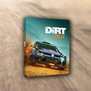 Dirt Rally  SteelBook ltd for XBOXONE and PS4 @ sainsburys instore only £42.99