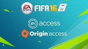[Xbox One/PC] FIFA 16 added to EA/Origin Access April 19th (£2.35 p/m - Instant Gaming)