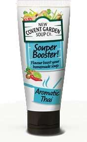 New Covent Garden Souper Boosters  - Half Price using code ASB50 (£2 del if only one bought)