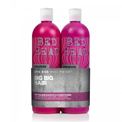 50% off TIGI Shampoo and Conditioner Duos + FREE delivery @ Feel Unique