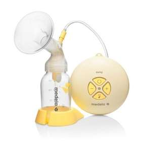 Medela Swing Electric Breast Pump - £84.99 with 15% off code for Amazon Family Members