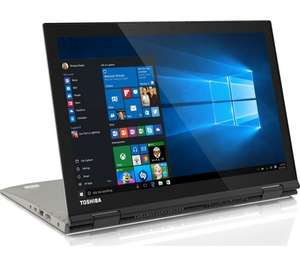 "TOSHIBA Satellite Radius 12 P20W-C-10K 12.5"" 2 in 1  £499.97 at currys"