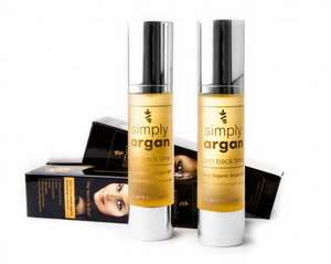 Free Simply Argan Oil Sample