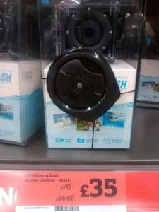 kitvision splash action camera £35 @ Sainsbury's in store