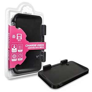 Tomee 3DS XL AC Charge Dock Station Base (Black) - Nintendo 3DS £11.27 Delivered from Amazon US