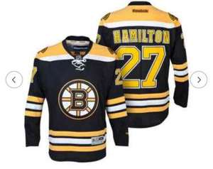 Boston Bruins Jersey £32 from NHL Shop