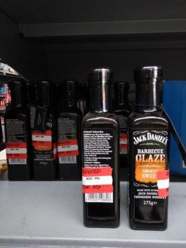 Jack Daniel's BBQ Glaze @ Asda (INSTORE)