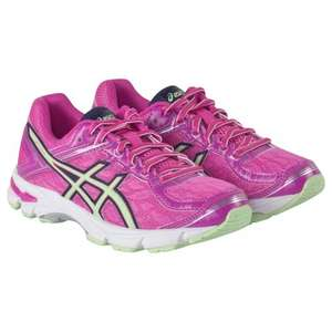 Some great deals on AlexandeAlexa Asics Delivered Pink GT-1000 4 Trainers £20.95