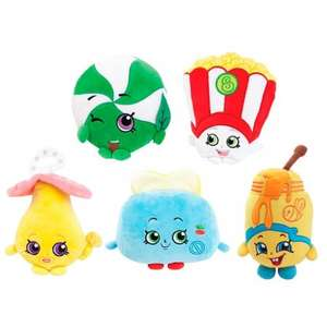 Shopkins plush soft toy wave £2 *instore* Tesco