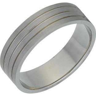 Men's Wedding Ring made of Palladium £64.79 Argos