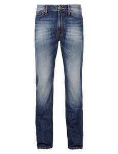 NORTH COAST Washed Look Relaxed Fit Jeans £1.99 m&S