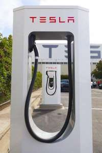 Join the Tesla electic car revolution - Free fuel for car life around uk & europe - from £25000