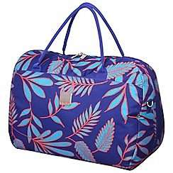 Tripp Express Fern Large Holdall Indigo/Turquoise was £85 now £13 C+C @ Debenhams