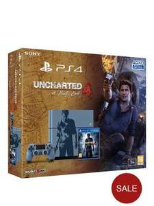 Playstation 4 1TB Special Edition Console with Uncharted 4 from £329.99 at Very
