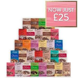 Selection of Thorntons Bags of chocolate (30 of) - £22.50 with code @ Thorntons online (+£4 P&P)