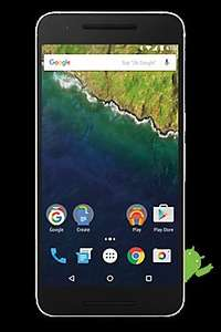 Google Nexus 6P 64GB in Silver/Gold £489.99 CPW (possible £21 cashback)
