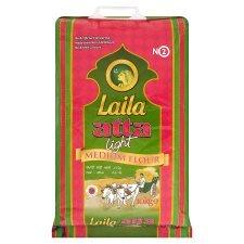 Laila Light Atta Medium Flour 10Kg only £3 (was £6) @ Tesco