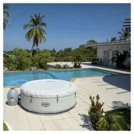 Bestway Lay-Z-Spa Paris Inflatable Hot Tub £370 @ tesco direct