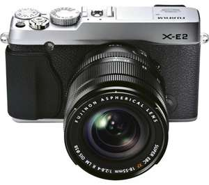 Fujifilm X-E2 Compact System Camera +18-55mm F2.8-4 lens + Free Sling Bag £499 @ UK Digital