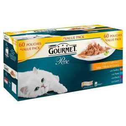Gourmet perle 60 pouches £8.50 @ Asda