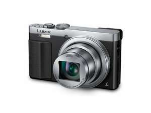 Panasonic TZ70 Silver with SanDisk Extreme 32 GB SDHC U3