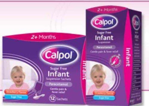Free calpol minor ailments scheme