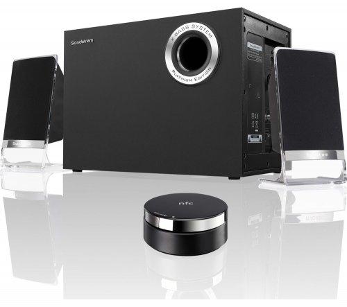 SANDSTROM SSP21BT15 2.1 Wireless PC Speakers Only £29.99 @ PC World