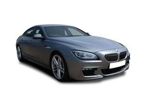 BMW 6 series Gran Coupe £267.43 ex VAT pm lease (business only) deal 2yrs 9mths down @  Vehicle Savers