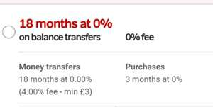 Virgin Credit Cards UK | Balance Transfer Credit Cards | 0% balance transfers, 0% on purchases and discount offers