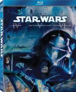 Star Wars Trilogy Blu-Ray [Episodes IV-VI] £18.89 Delivered - Using Code @ Xtra-Vision