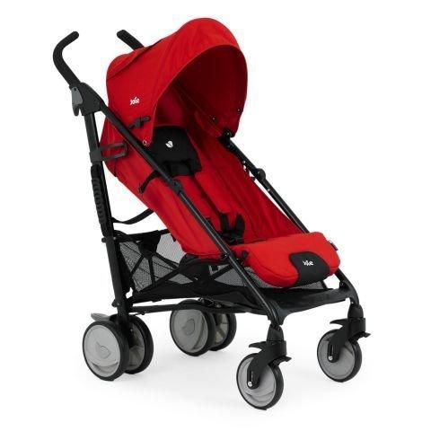 Kiddicare Joie Brisk Stroller Ladybird Save £35 now £65