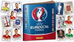 Euro 2016 Stickers 40 packs for £15 @ WHSmith with £5 off £20 voucher (works out 37.5p a packet)