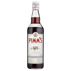 Pimm's O'Clock! Original No1 70cl bottle for £9 (Prime) £13.75 (Non Prime) @ Amazon (was £12, RRP £15)