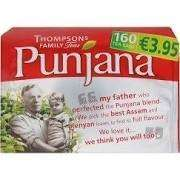 Punjana Tea 160 Tea Bags £1.75 ASDA - Earley, Reading (Clearance usually £3.50 / £4.00)
