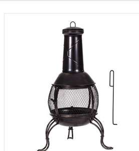 Chiminea £29.99 @ The Range!