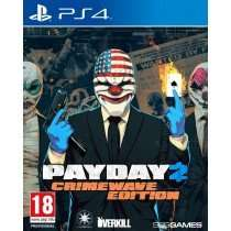 PayDay 2 - Crimewave Edition PS4 £13.95 @ The Game Collection