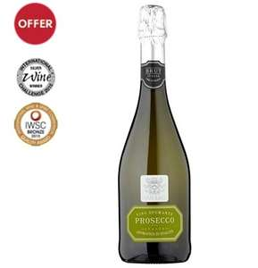 6 x Magnums (6 x 1.5L) San Leo Prosecco for ~ £79.50 / £13.25 per bottle at Waitrose (with my waitrose card)
