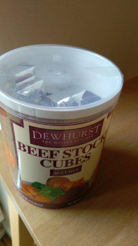Home bargains Leeds Merrion Centre - Dewhurst 40 beef stock cubes £1