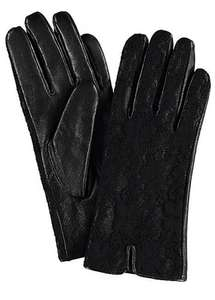 Womens leather gloves half price! Save 50% with free standard delivery £14 @ Freemans