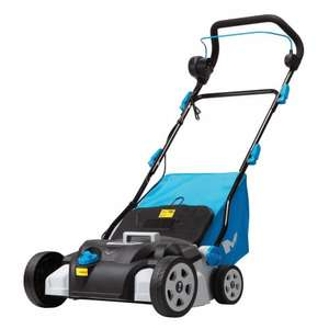 Mac Allister 1800W Scarifier and Lawn Rake Delivered £64.80 @ B&Q