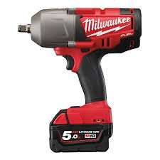 Milwaukee M18CHIWF12-502X FUEL Impact Wrench Crazy torque 950Nm/1491Nm £399 @ PowerToolsDirect