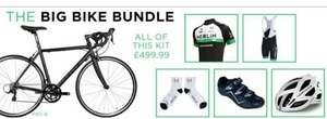 Merlin Performance PR7-R Road Bike + kit bundle (everything you need!) £499.95 merlincycles